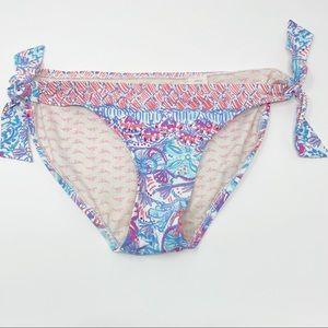 Lilly Pulitzer Pinchers Picnic Bikini Bottom Sz S